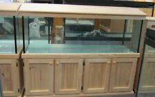 Fish Tank  6ft x 2ft x 2ft High with Cabinet and Hood