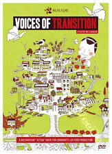 Voices of Transition NEW PAL Documentary DVD Nils Aguilar Rachel Baker France