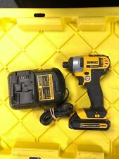 """Dewalt DCF885 1/4"""" Cordless Impact Driver w/ Battery & Charger Free Shipping"""
