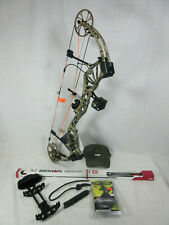 Bear Archery Approach 60# LEFT HAND Compound Bow Ready to hunt package
