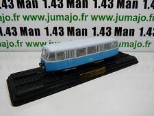 MEA17R MICHELINES & Autorails train SNCF 1/87 HO  : PLM ZZr 50 D2 SOMUA ZZ 50 32