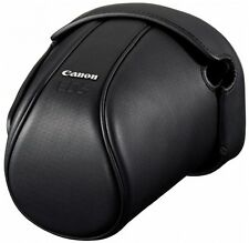 NEW Canon Camera Leather Case EH21-L Black for EOS 70D 60D 60Da from Japan