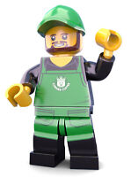 Brick Loot Exclusive Coffee Barista Custom LEGO ® Minifigure LIMITED EDITION