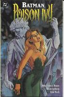 Batman Poison Ivy #1 1997 NM DC Comics Free Bag/Board