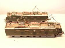 LEMACO 032 – SBB Ae 8/14,  SOS 1995, Doppellok, Ursprungsversion, NEU