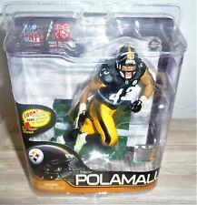 Troy Polamalu Pittsburgh Steelers Mcfarlane Serie 29 Figur