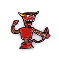 Futurama Robot Devil Enamel Hat Pin Collectible Series