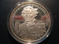 10 Euro-Gedenkmünze 2003 200 Geburtstag Justus von Liebig Polierte Platte