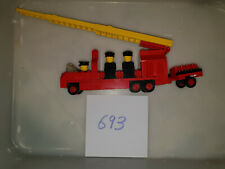 Lego Fire Engine with Firemen 693