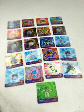 job lot Pokemon lenticular dual image cards 2006 art box game freak nintendo