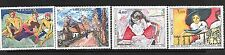 MONACO Sc 1242-5 NH ISSUE of 1980 ART Dongen Matisse Vlaminck Derain Paintings