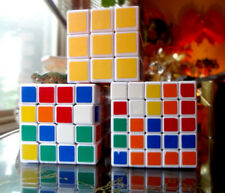3 Rubik's Cube Twist Puzzles Brain Teasers 3x3 4x4 5x5 gently used