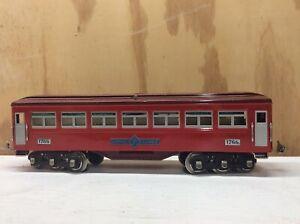 Lionel standard gauge 1766 passenger car