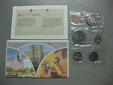 1984 Canada Prooflike Set incl Envelope and COA - NO GST/HST