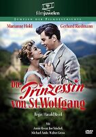 Die Prinzessin von St. Wolfgang (Marianne Hold, Gerhard Riedmann) DVD NEU + OVP!