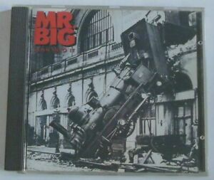 Mr. Big - Lean Into It, Atlantic 7567-82209-2 YS, 1991, Hard Rock 90er Jahre