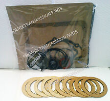 FMX Transmission Gasket and Seal Rebuild Kit with Clutches 1968-1981 Ford