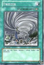 Yu-Gi-Oh 3x Twister - - - SDSC