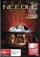 Needle (DVD, 2011)*R4*Terrific Condition