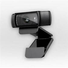 Logitech C920 HD Pro WebCam Carl Zeiss Lens 960-000764 Skype HD 1080p 15MP Black