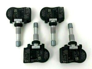 Honda Acura OEM Tire Pressure Monitoring Sensor TPMS Set of 4 New 42753-T6N-A01