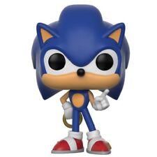Funko 20146 Pop Vinyl Games Sonic With Ring Figure