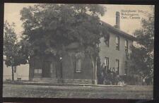 Postcard BOBCAYGEON Ontario/CANADA  Stonyhurst Tourist Inn 1920's