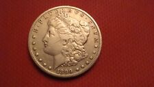 1899-S Morgan Silver Dollar (ref#4-2)
