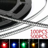 3528 SMD SMT LED Red Green Blue Yellow White 7Colours Light Diodes Emitting UE