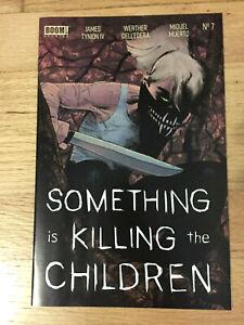 SOMETHING IS KILLING THE CHILDREN #7 (2020) 2nd PRINT VARIANT BOOM STUDIOS