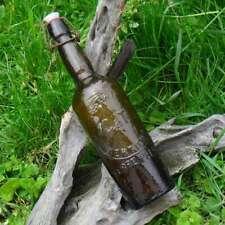 """Ancienne Bouteille de bière """"  Brasserie de Xertigny C&T """""""