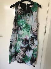 Portmans Regular Dresses for Women with Peplum