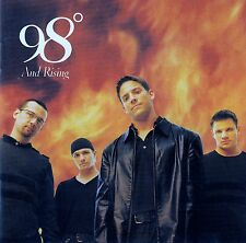98 Degrees (98 °): 98 degrees and rising/CD (Motown records 530 981-2)