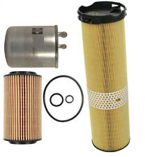 FOR MERCEDES E220 2.1CDI 170BH SERVICE KIT OIL/AIR/FUEL FILTER 04-08 x1