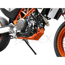 Motorschutz Unterfahrschutz Bugspoiler Orange KTM 690 SMC / Enduro / R BJ 08-17