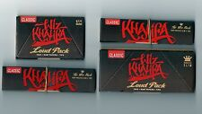 Wiz Khalifa RAW Kingsize Connoisseur + 1¼ Tray + King Size Tray + Rolling Papers