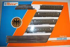 Roco 43032 Zug-Set mit Elok Baureihe E44 Epoche Ilc DRG Spur H0 OVP