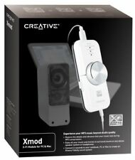 Creative USB Interface Xmod X-Fi Sound Blaster Audio Mod for PC & Mac