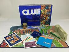 Electronic Talking Clue FX Board Game Replacement Parts Pieces Tokens Cards 2003