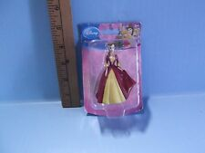 """Disney Princess Belle Beauty and the Beast 3""""in Mini Figure Cake Topper"""