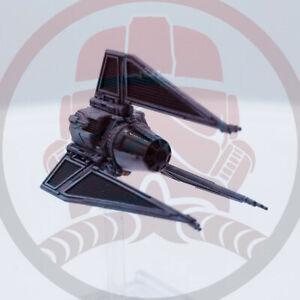 Imperial Tie Phantom Miniature - Star Wars X-Wing Miniature - USED