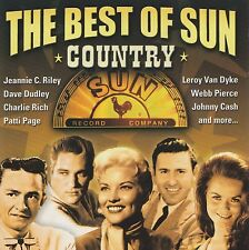 The Best of Sun Country - 12 Track Compilation - SUN37062 2001