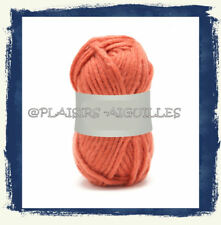 10 pelotes de laine NEBULEUSE BLUSH NEUVE