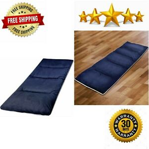 Cot Pads for Camping Soft Comfortable Cotton Thick Sleeping Cot Mattress Pad