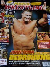 Power de catch janvier 01/2012 WWE WWF + 4 POSTERS (Ryder, TLC, Kelly Kelly)