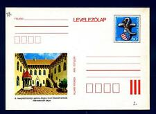 HUNGARY - UNGHERIA - Cart. Post. - 1980 - 650° anniversario del palazzo reale di