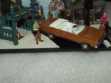 1969 PONTIAC GTO THE JUDGE  WITH RUBBER TIRES & 5 SPOKE CHROME  MAG WHEELS!