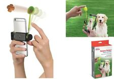 Dog Cat Treat Launcher Pet Interactive Fun Snacks Food Giving Training Toy