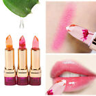 Magic Jelly Flower Color Temperature Change Moisturizer Bright Lipstick Lip Balm