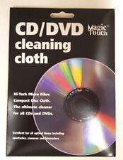 CD DVD Nettoyage Tissu Micro Fibre Spécialiste Lunettes Optique Article Soins